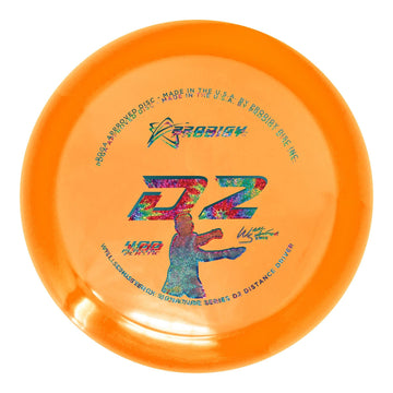 Prodigy D2 400 Plastic - Will Schusterick Signature Series (Misprint) - Prodigy Disc