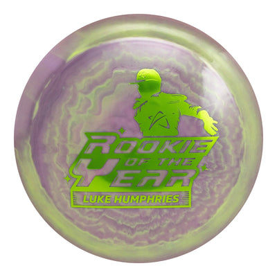 Prodigy D2 400 Spectrum - Luke Humphries Rookie of the Year - Prodigy Disc