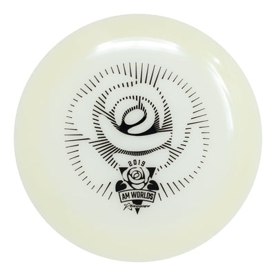 Prodigy D3 Max 400 GLOW - 2019 Am Worlds Stamp - Prodigy Disc