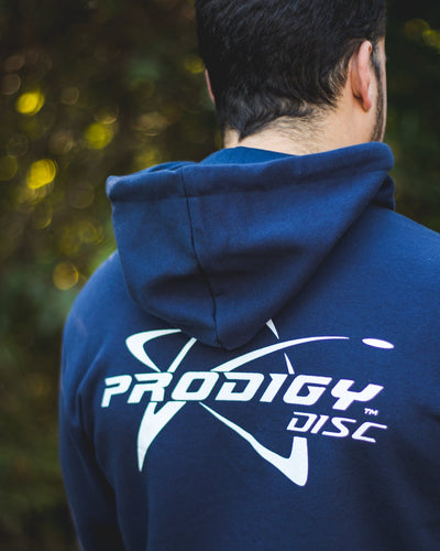 Prodigy Fleece Hooded Sweatshirt - Prodigy Disc