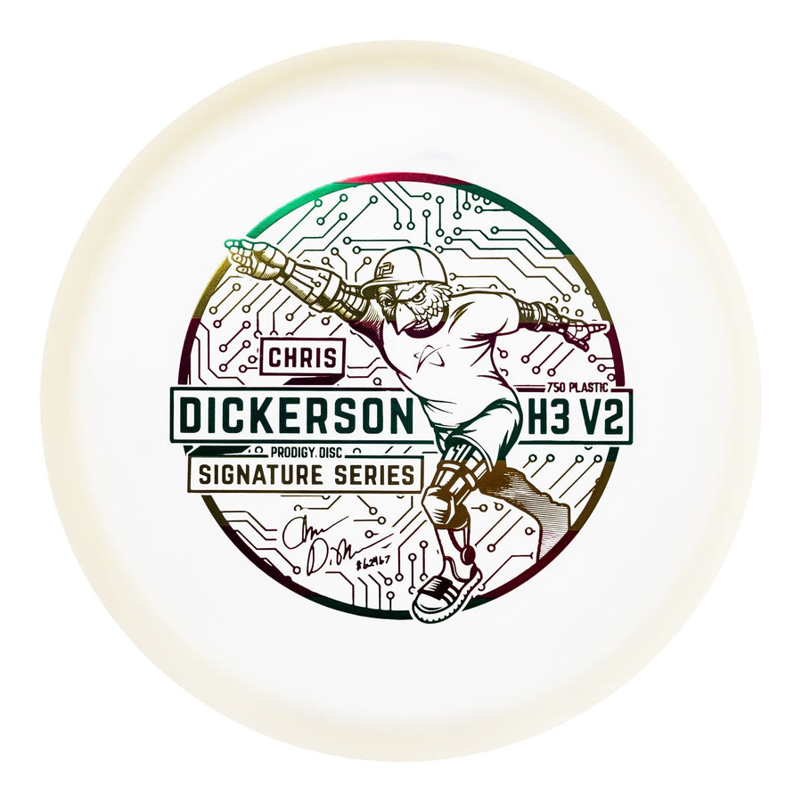 Prodigy H3 V2 750 GLOW - Chris Dickerson Signature Series - Prodigy Disc