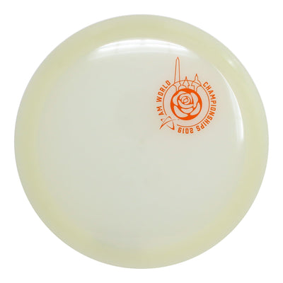 Prodigy H4 V2 400 GLOW - 2019 Am Worlds Mini Stamp - Prodigy Disc