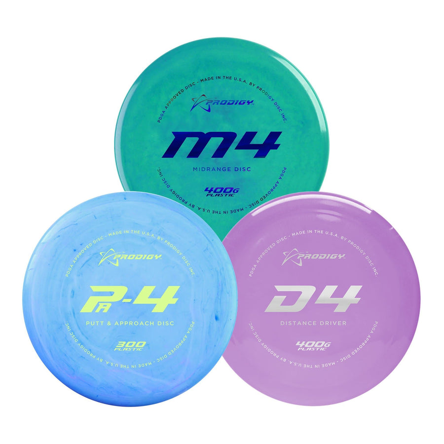 Prodigy Intermediate Bundle - 3 Discs - Prodigy Disc
