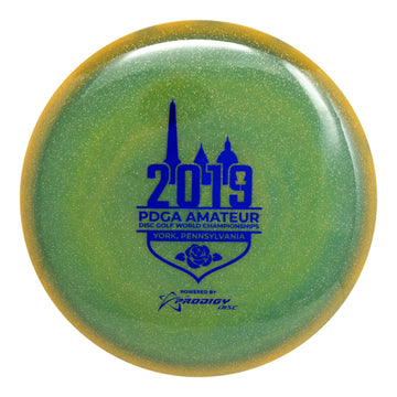Prodigy MX-3 400 Glimmer Spectrum - 2019 Am Worlds - Prodigy Disc