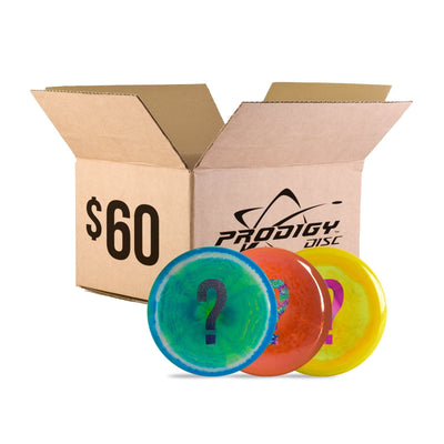 Prodigy Spectrum Mystery Box - 3 for $60.00 - Prodigy Disc