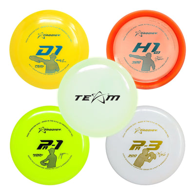 Prodigy Team Signature Series Set #2 - Prodigy Disc