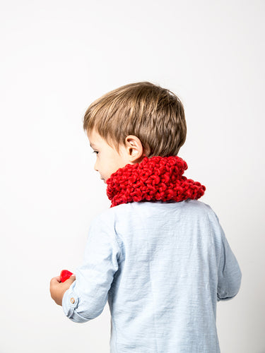 A Rolling Stone Snood