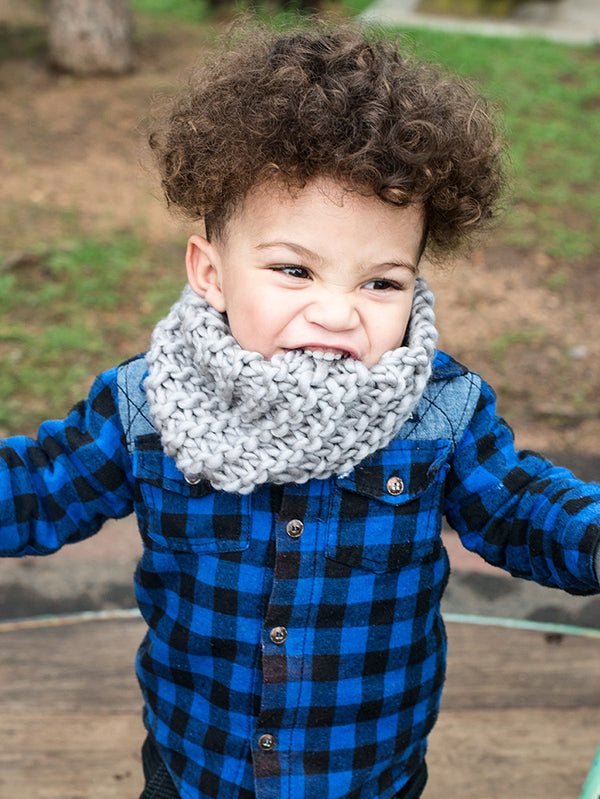 Child's Play Snood Pattern // PDF
