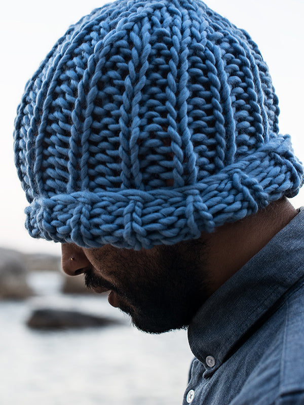 Ships in the Night Beanie Pattern // PDF