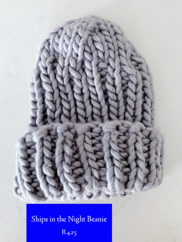 Ships In The Night Beanie / Various Colours