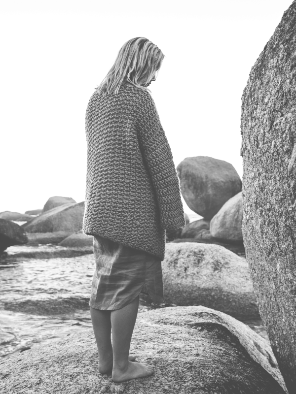 Witch's Tit Cardigan