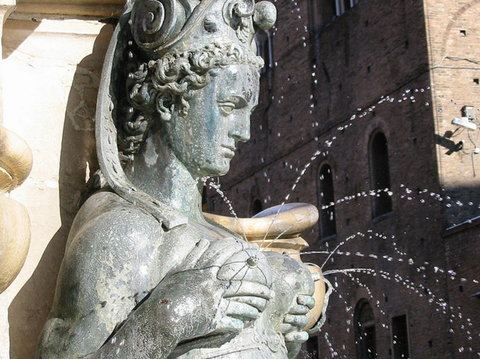 Lactation Fountain