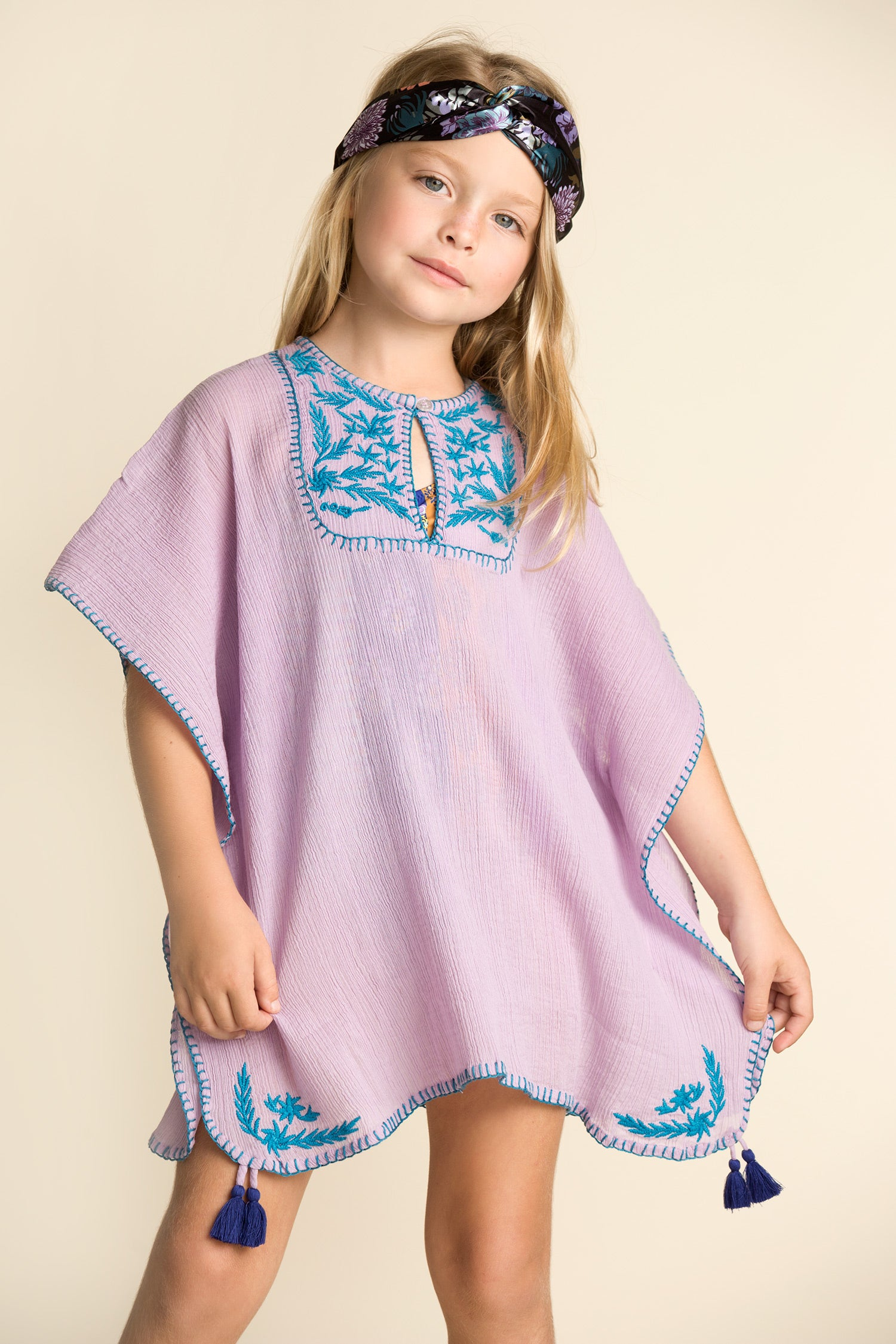 pink chicken marabelle cover up