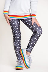 Star Light Terez Kids Leggings