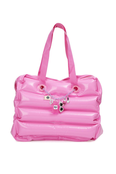 bling20 inflatable beach bag