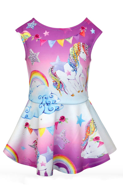 hannah banana unicorn dress