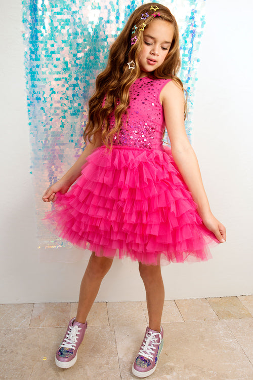 tutu du monde confetti dress
