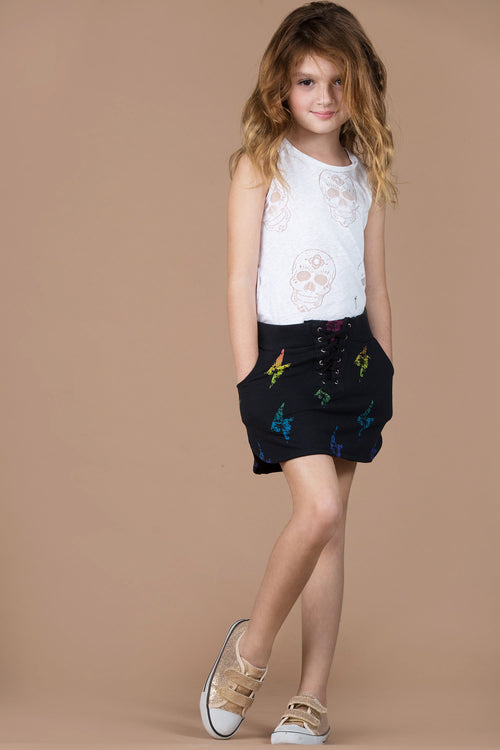 flowers by zoe skirt