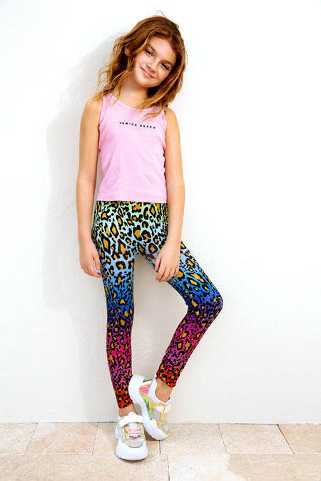 Rainbow Haze Leggings