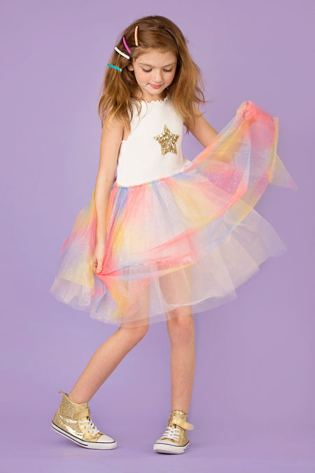 Shining Spirit Tutu Dress