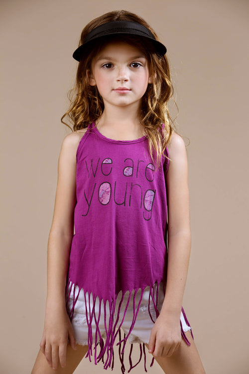 We Are Young Hippie Shake Tank