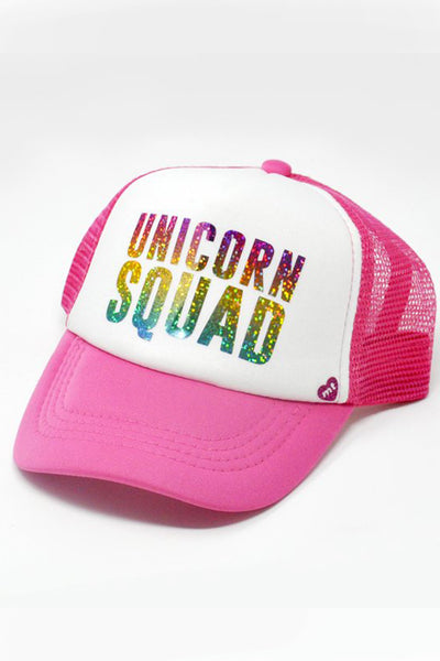 Unicorn Squad Hat