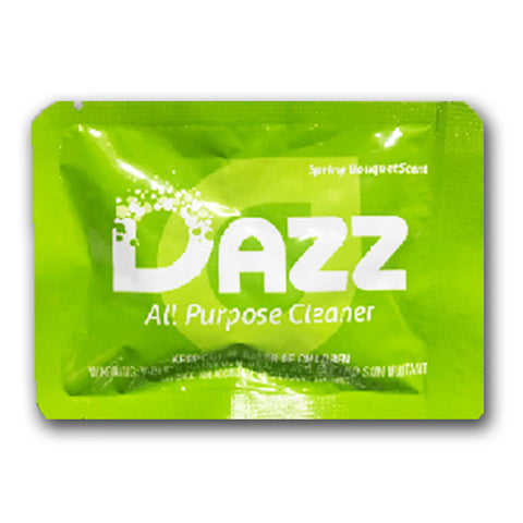 DAZZ All Purpose Cleaner Tablet - Sample Pack