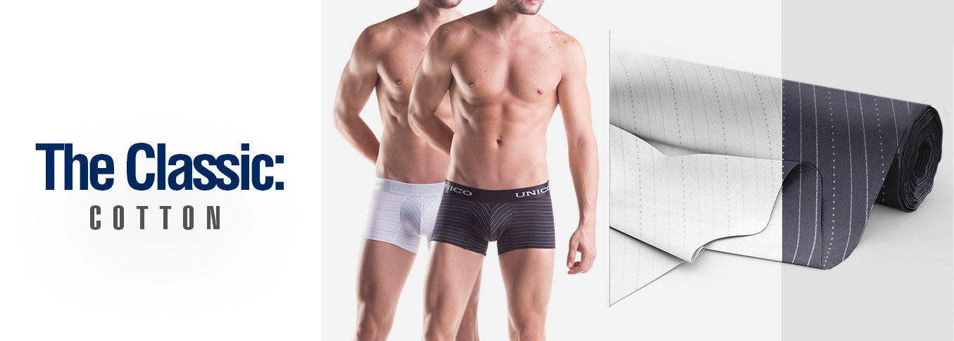 comfortable mens underwear and the best materials