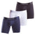 Mid Boxers Coolness 3 Pack Microfiber