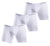 Mid Boxers Freedom 3 Pack Cotton