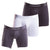 Mid Boxers Freedom 3 Pack Microfiber