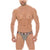 Men Jockstrap Contento Cotton Summer Break