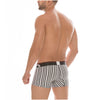 Short Boxers Briefs Enigma Stripes Cotton Summer Break