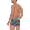 Short Boxers Briefs Danza Stripes Cotton Summer Break