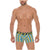 Short Boxers Briefs Potronos Stripes Cotton Summer Break