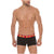 Short Boxers Briefs Comparsa Solid Cotton Summer Break