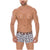 Short Boxers Briefs Careta Print Cotton Summer Break