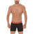 Mid Boxers Briefs Comparsa Solid Cotton Summer Break