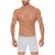 Mid Boxers Briefs Lavoe Solid Microfiber Summer Break