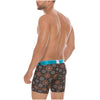 Mid Boxers Briefs Grito Print Microfiber Summer Break
