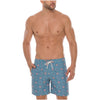 Swim Trunks Riviera Polyester