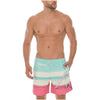 Swim Trunks Color Bay Polyester