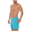 Swim Trunks Plain Polyester