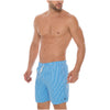 Swim Trunks Sky Polyester
