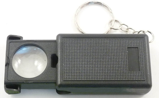 Lighted Pull out Magnifier