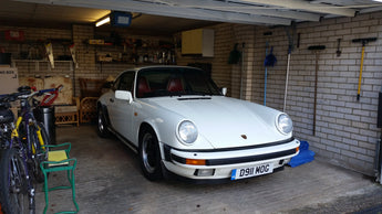 Has my 911 become a Garage Queen? - by Chris Hak (Canford Classics customer)
