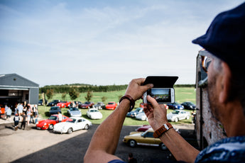 Our 4th Classic Porsche Pull-In was the best yet!
