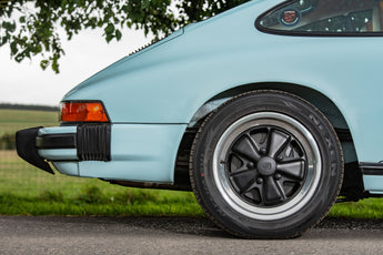 FOR SALE: Stunning 1977 911S 2.7 Coppa Florio Blue