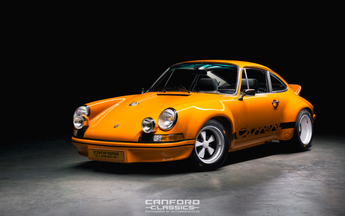Our Top 5 Porsche Restoration Projects