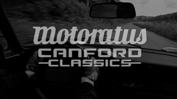 Motoratus Launch Film (featuring the recently restored 1975 silver Targa)